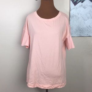 NWOT Socialite Nordstrom Rack pink blouse